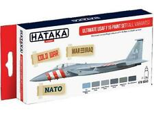 Hataka 6x 17ml AS43 Acrylic Paint Set - Ultimate USAF F 15(All Variants)