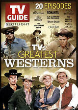 NEW - TV Guide Spotlight: TV's Greatest Westerns