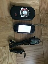 Playstation - SONY PSP 1000 Black Console - Handheld System - 1001 Series