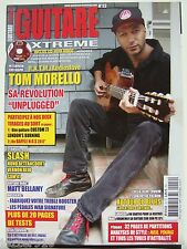 GUITARE XTREME n°22 # 2007 # TOM MORELLO / BOB MARLEY # avec DVD & PARTITIONS