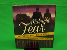 Midnight Fear (Chasing Evil Trilogy, Book 2) Audiobook,  by Leslie Tentler