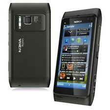 2016 ORIGINAL Nokia N Series N8-00 16GB Black 100% UNLOCKED GSM Smartphone FREE