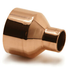 NEW copper fitting reducer 42mm x 22mm, male x female, water, gas, plumbing