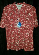 Columbia (Sporting Goods) Red Sportswear Mens Trollers Best Shirt PFG