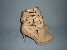 "MARK & JAMES by BADGLEY MISCHKA 4,5""  Heels Shoes SIZE 8 M  $499"