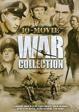 War, 10-Movie Collection: The Eagle and The Hawk / The Last Outpost / Bengal Br