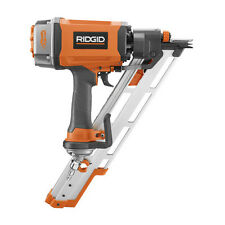 """Ridgid 3-1/2"""" Clipped Head Framing Nailer R350CHE Reconditioned"""