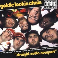 Straight Outta Newport 2005 by Goldie Lookin Chain