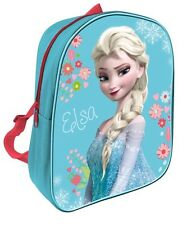 NEW OFFICIAL DISNEY FROZEN BACKPACK ELSA ANNA OLAF CHILDRENS SCHOOL BAG RUCKSACK