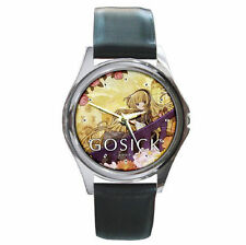 Anime Gosick Ultimate Leather wrist watch