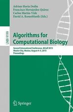 Lecture Notes in Computer Science: Algorithms for Computational Biology :...