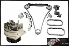 TIMING CHAIN KIT+WATER PUMP fit NISSAN ALTIMA 02-06 350Z 03-06 INFINITI 3.5L
