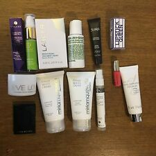 Space NK Gift Mixed Lot 14 Pieces By Terry Eve Lom Lipstick Queen Ren