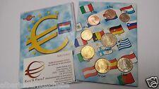 2015 Lussemburgo 8 monete 3,88 EURO luxembourg luxemburg letzebuerg Luxemburgo