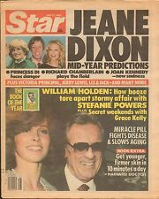 JULY 12 1983 THE STAR tabloid magazine STEFANIE POWERS