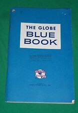 VTG GLOBE BLUE BOOK RANCH FARM LIVESTOCK CHAS PFIZER BROWN RANCH SUPPLY TULSA OK