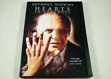 Hearts in Atlantis DVD Anthony Hopkins, Anton Yelchin, Hope Davis, Mika Boorem