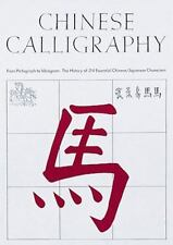 Chinese Calligraphy From Pictograph to Ideogram: The History of 214 characters