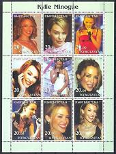 (051379) Popstars, Kylie Minogue, Kyrgyzstan - private issue -