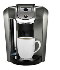 Keurig 2.0 K550 4 Cups carafe / single k-cup or vue Coffee or hot water grey/blk