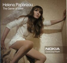 HELENA PAPARIZOU - The game of love CD 13TR 2006 / Jewel case with paper sleeve