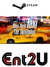 New York Taxi Simulador clave de vapor-para PC Windows (el mismo día de despacho)