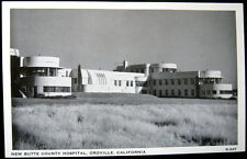 OROVILLE CA~ 1950's NEW BUTTE COUNTY HOSPITAL