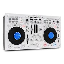 PROFI STUDIO LIVE DJ DOPPEL CD MP3 PLAYER MUSIK MIXER WORKSTATION CONSOLE USB SD