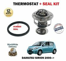 FOR DAIHATSU SIRION 1.0 1.3 1.5 2000--  THERMOSTAT KIT WITH RUBBER SEAL GASKET