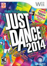 Just Dance 2014 (Nintendo Wii) -----NEW + FACTORY SEALED ---FREE SHIPPING!!