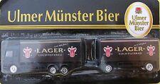 Ulmer Münster Bier - Truck-Nr.02 - MB Actros HZ - KW 11 € (OVP) Lager Gold Filte