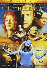 The Fifth Element - (2 Disc Ultimate Edition) - (Region 1)