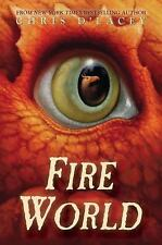 Fire World (The Last Dragon Chro), Chris d'Lacey, NEW Paperback