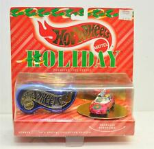 Mattel Hot Wheels HOLIDAY PREMIERE 1995 SERIES CAMARO W/ SHOWCASE TURNTABLE