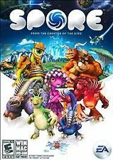 Spore (Windows/Mac, 2008 Simulation Video Game Fast + FREE Combined Shipping