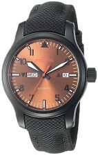 Fortis Men's 655.18.98 LP Aeromaster Dusk ETA 2836-2 Day/Date Exhibition Watch