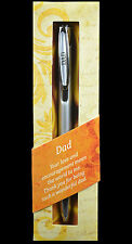 DAD PEN GIFT BOX SET WITH MESSAGE XMAS CHRISTMAS STOCKING FILLER
