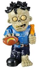 Los Angeles Chargers Zombie - THEMATIC - Decorative Garden Gnome Statue NEW