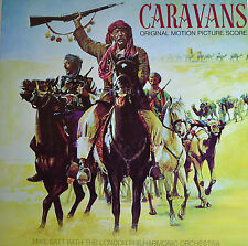 "OST - CARAVANS - MIKE BATT  12""  LP (R48)"