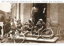 Breaktime Presse E Sports Vintage Tour de France Racing Cycling Print Poster
