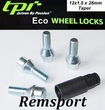 TPI Eco 12x1.5mm Alloy Wheel Locking Bolts to fit BMW 3 Series E30 E36 E46 E90