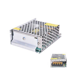 AC110-220V TO DC 12V 5A 60W Switch Power Supply Driver Adapter For LED Strip TO
