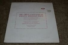 The Great Cantatas of Johann Sebastin Bach~Fritz Werner~MHS-516~FAST SHIPPING
