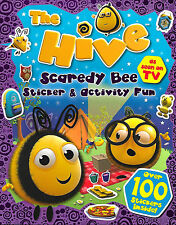 Sticker Activity Book - The Hive Scaredy Bee by Igloobooks