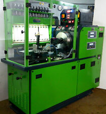 Multipurpose Diesel Injector Pump, Common Rail & EDC Test Bench,12 Cylinder
