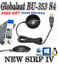 SALE!!Advanced BU-353! Globalsat BU-353-S4 USB GPS Receiver For PC Laptop+GIFT