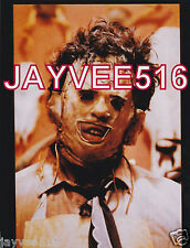 """TEXAS CHAINSAW MASSACRE"" [1974] COLOR VINTAGE STILL PHOTO HORROR LEATHERFACE"