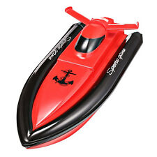 High Speed Boat Mini Racing RC Super Model 2 Motor Remote Control Engine A8J8