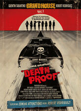 24X36Inch Art DEATH PROOF Movie POSTER Grindhouse Tarantino Kill Bill P03