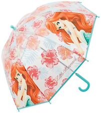"DISNEY'S ARIEL 26.5"" BUBBLE UMBRELLA BRAND NEW"
